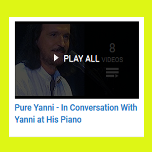 Yanni Tribute on Mothers Day